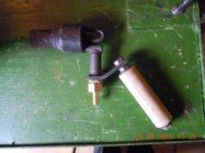 Как сделать газовую горелку из паяльной лампы