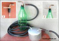 Как сделать распылитель краски в домашних условиях