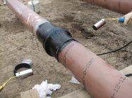 Герметизация сварных швов трубопроводов