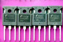 Силовые транзисторы для сварочных инверторов