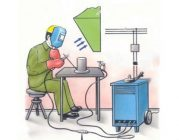 Организация рабочего места сварщика ручной дуговой сварки