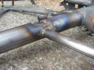 Как заварить трубу под давлением