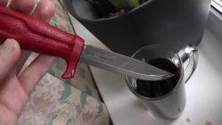 Как чернить металл